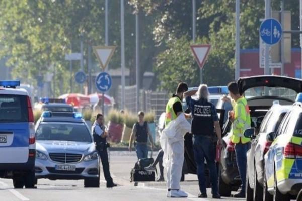 Συναγερμός στη Γερμανία μετά από πυροβολισμούς! Ένας νεκρός! (Video)