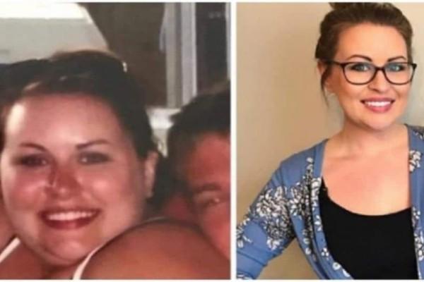 Η γυναίκα που άλλαξε ένα μόνο πράγμα στην διατροφή της και έχασε 42 κιλά!