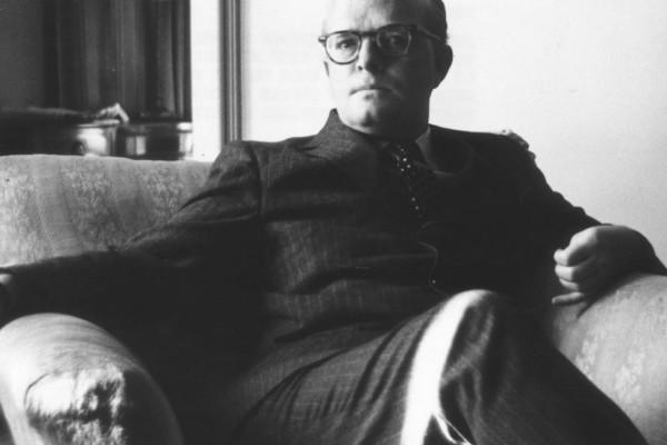 Τρούμαν Καπότε: Ένας συγγραφέας - ιδιοφυΐα!