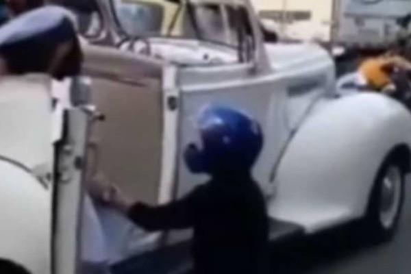 Απίστευτο: Δείτε τι έκανε ένας άντρας της για να σταματήσει τον γάμο της πρώην του! (Βίντεο)
