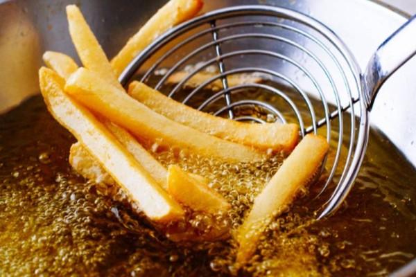 Η μυστική συνταγή για τραγανές τηγανητές πατάτες