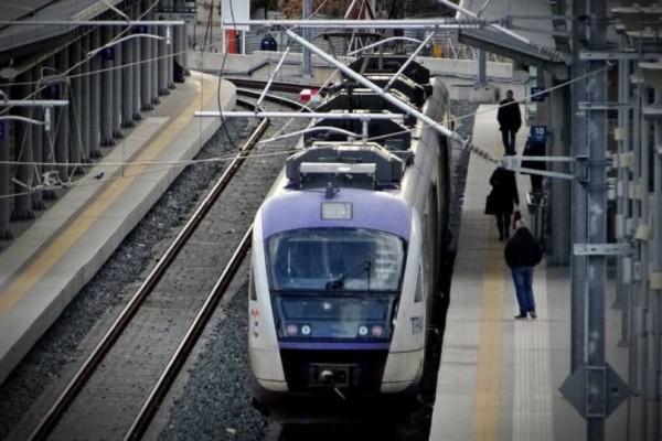 TPAINOΣE: Κανονικά τα δρομολόγια τρένων και Προαστιακού την Τρίτη και την Τετάρτη!