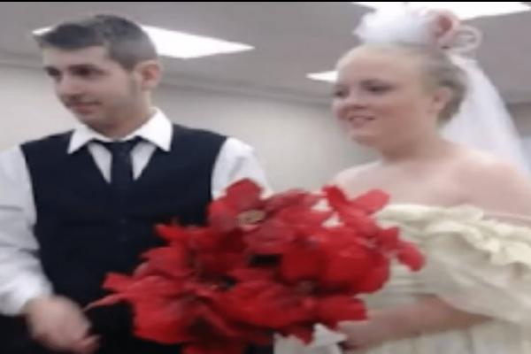 Ζευγάρι σκοτώθηκε 5 λεπτά μετά το γάμο τους!