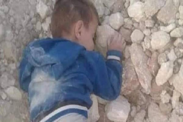 Γροθιά στο στομάχι: Άμαχο 6χρονο αγγελούδι νεκρό στην Συρία!
