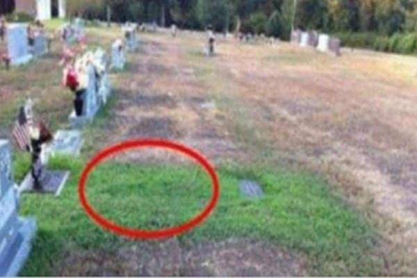 Δεν μπορούσε να καταλάβει γιατί ο τάφος του γιου της ήταν πράσινος... Όταν έμαθε