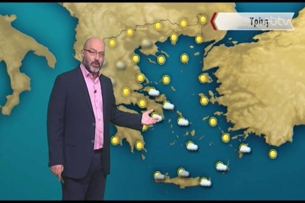 Καιρός: Ανατροπή! Με τι καιρό θα γιορτάσουμε την 28η Οκτωβρίου; Η προειδοποίηση του Σάκη Αρναούτογλου! (Video)