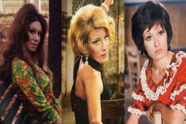 7 Ελληνίδες ηθοποιοί που γέρασαν φυσιολογικά και παραμένουν ακόμα και σήμερα όμορφες!