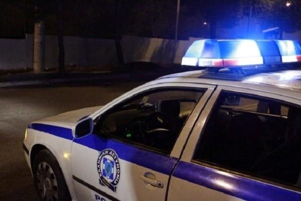 Χανιά: Έκρηξη καλοριφέρ μέσα σε περιπολικό! Τραυματίστηκε ο αστυνομικός!