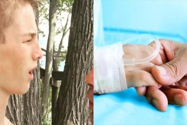 Συγκλονίζει πασίγνωστος ηθοποιός: «Πριν από ένα χρόνο, ο γιος μου διαγνώστηκε με καρκίνο…»