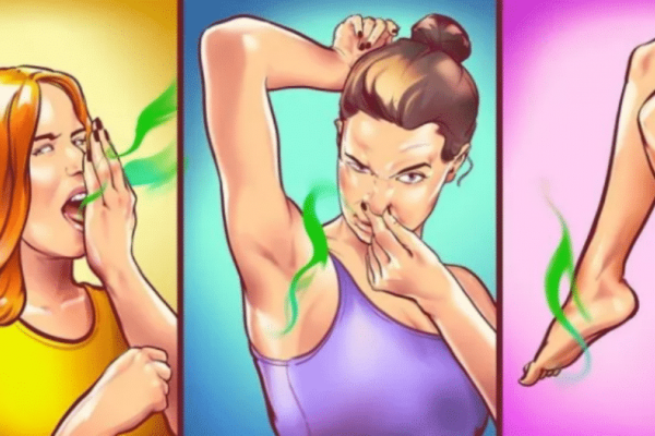 Μήπως τα πόδια, η αναπνοή ή οι μασχάλες σας μυρίζουν σαν κλούβιο αυγό; Δείτε τι σημαίνει αυτό για την υγεία σας!
