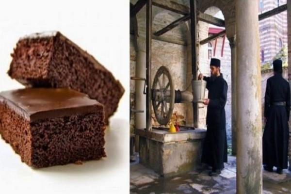 Φτιάξτε το κέικ των μοναχών! Με ελάχιστα υλικά!