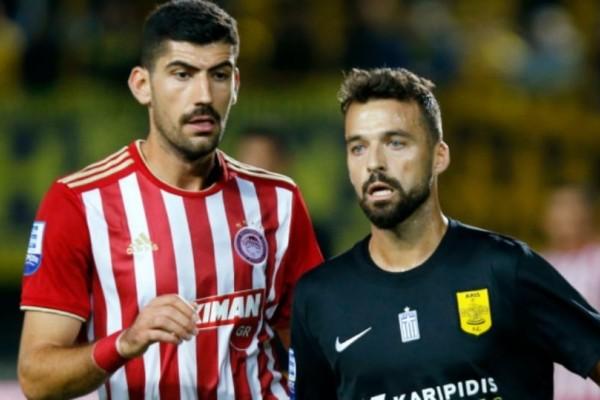 Super League: Άρης-Ολυμπιακός στο Χαριλάου, ο ΠΑΟΚ στην Τρίπολη!