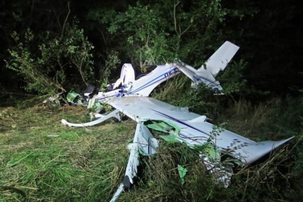Συναγερμός: Συνετρίβη στρατιωτικό αεροσκάφος!