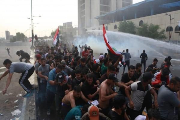 Τραγωδία: Δύο νεκροί διαδηλωτές μετά από πυρ αστυνομικών!