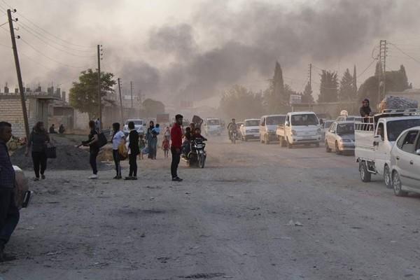 Τραγικό: Ένα μωρό κι ένα κοριτσάκι στους νεκρούς από κουρδικά πυρά!
