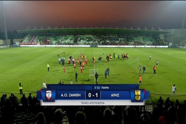Super League: Σπουδαία «διπλά» για Άρη και Αστέρα Τρίπολης σε Ξάνθη και Νέα Σμύρνη! (Video)