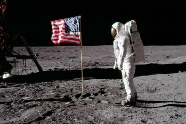 NASA: Ο πρώτος στα χρονικά