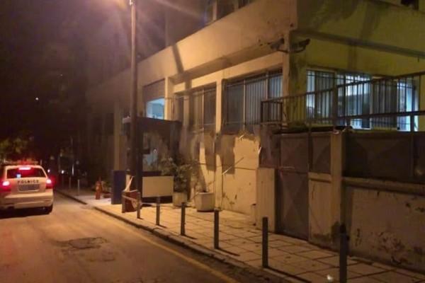 Θεσσαλονίκη: Επίθεση με μολότοφ στο Α.Τ. Τούμπας! (Video)