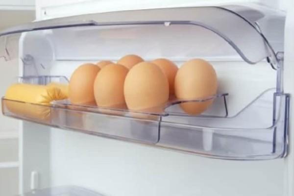 Γιατί δεν πρέπει να βάζετε ποτέ τα αυγά στην πόρτα του ψυγείου!