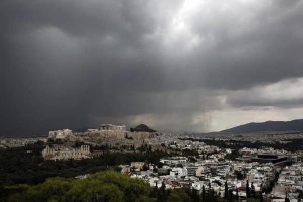 Καιρός αύριο: Βροχές,άνεμοι και χαμηλές θερμοκρασίες σε όλη την Ελλάδα!