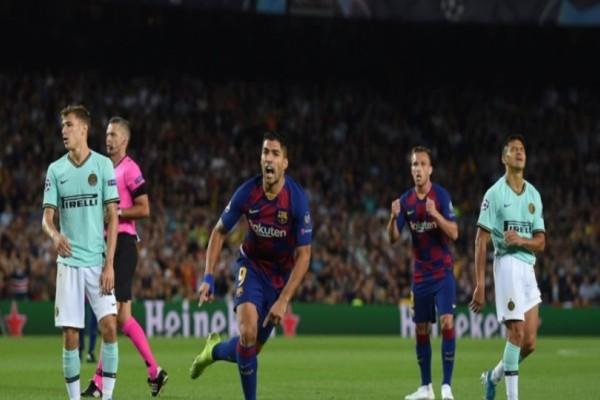 Champions League: Νίκη με ανατροπή για την Μπαρτσελόνα! Παιχνιδάρα με επτά γκολ στο «Άνφιλντ»! (Video)