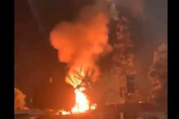 Πολίτες και πυροσβέστες τραυματίες από εκρήξεις στο Oktoberfest!