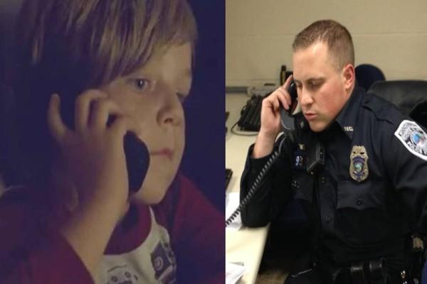 5χρονος καλεί την Αστυνομία για να βρει τη μαμά του στον Παράδεισο και το διαδίκτυο καταρρέει!