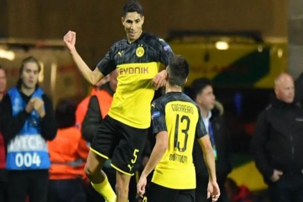 Champions League: Πέρασε από την Πράγα η Ντόρτμουντ, «κόλλησε» η Νάπολι στο Βέλγιο! (Video)