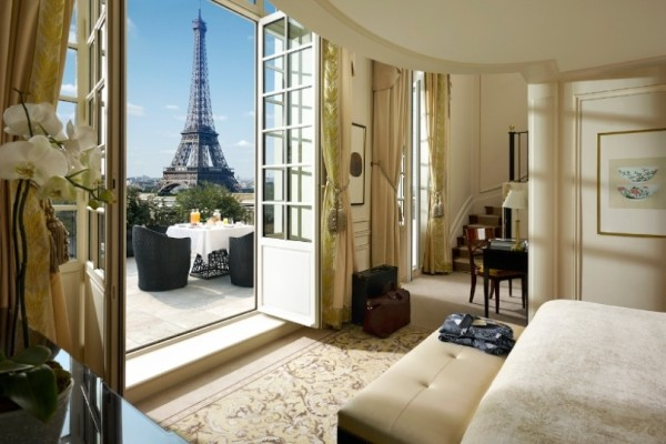 Το παλάτι του Ρολάντ Βοναπάρτη έγινε... ξενοδοχείο! Δεν πάει ο νους σας πόση χλιδή χωράει! (Photos)