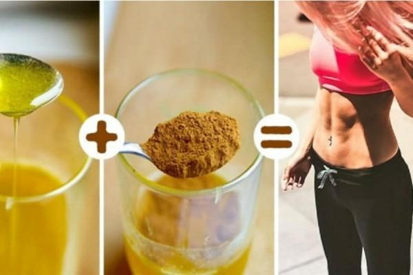 Δείτε τι θα συμβεί στο σώμα σας αν τρώτε μία κουταλιά μέλι με κανέλα κάθε πρωί. Δεν πάει το μυαλό σας!