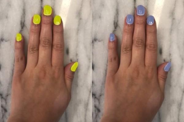 Το application που σου δείχνει το ιδανικό χρώμα νυχιών για εσένα!