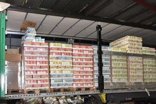 Απίστευτο: Μετέφεραν 50 τόνους ηρωίνης, κοκαΐνης και κάνναβης σε φορτηγά με χυμούς και λαχανικά!