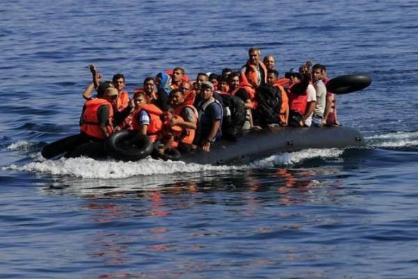 284 ακόμα πρόσφυγες πέρασαν στην Ελλάδα!