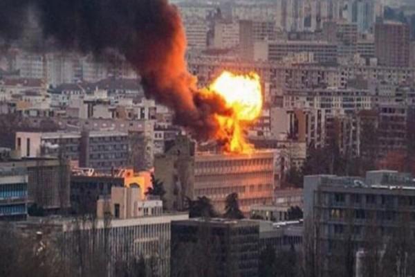 Συναγερμός: Έκρηξη σε Πανεπιστήμιο! Τουλάχιστον δέκα τραυματισμένοι φοιτητές!