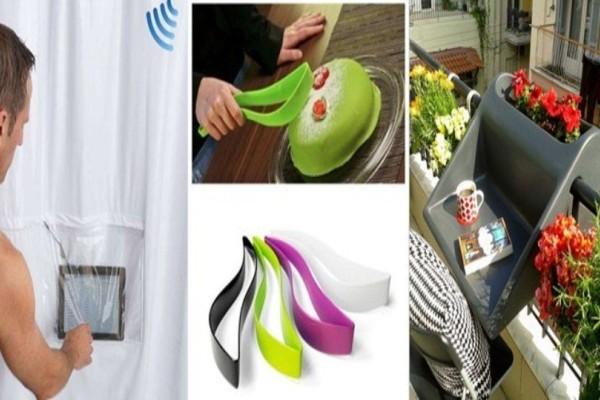 Τα έξυπνα αντικείμενα για το σπίτι που θα σας γλιτώσουν χρόνο και χρήματα! (Video)