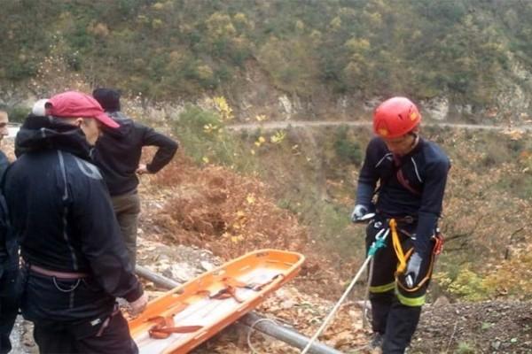 Σοκ στην Λάρισα: Σκελετός βρέθηκε στον Πηνειό!