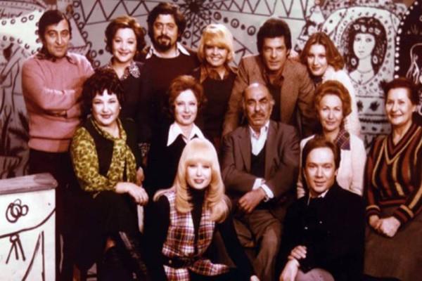 Η εκπομπή που καθήλωνε για επτά σεζόν το ελληνικό κοινό και διασώζεται μόνο ένα επεισόδιο!