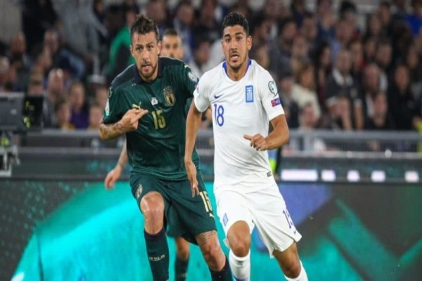 Βελτιώθηκε αλλά έχασε από την Ιταλία με 2-0 η Εθνική Ελλάδος!
