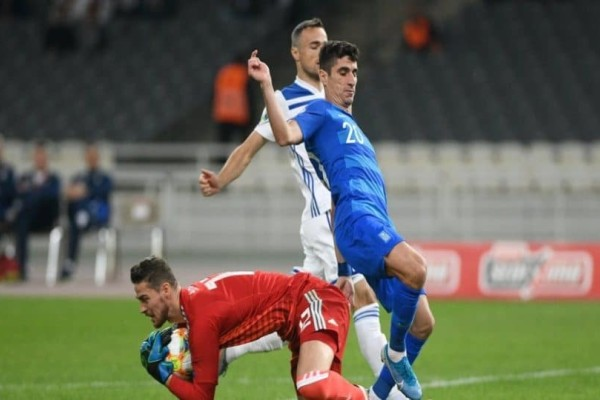 Προκριματικά Euro 2020: Ελλάδα-Βοσνία 2-1! Η καλύτερη εμφάνιση της Εθνικής!