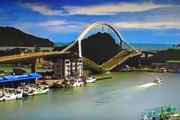 Ταϊβάν: Κατέρρευσε γέφυρα - Άγνωστος ο αριθμός των θυμάτων!