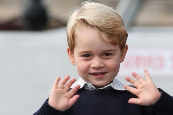 Ο πρίγκιπας Τζορτζ είναι φανατικός της Άστον Βίλα! (Βίντεο)
