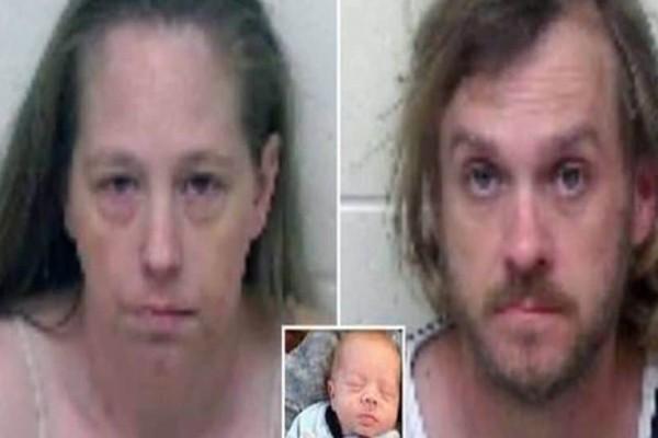 Φρίκη! Γονείς σκότωσαν το μωρό τους, το τύλιξαν σε σακούλες και το πέταξαν στο πηγάδι!