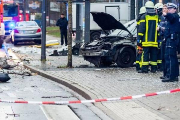 Γερμανία: Φόβος για τρομοκρατική ενέργεια!
