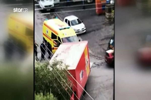 Βίντεο-ντοκουμέντο από τον τραγικό θάνατο οδηγού στην Ηλιούπολη! Συγκλονίζουν οι καταθέσεις: «Είδα δύο πόδια κάτω από το φορτηγό...!»