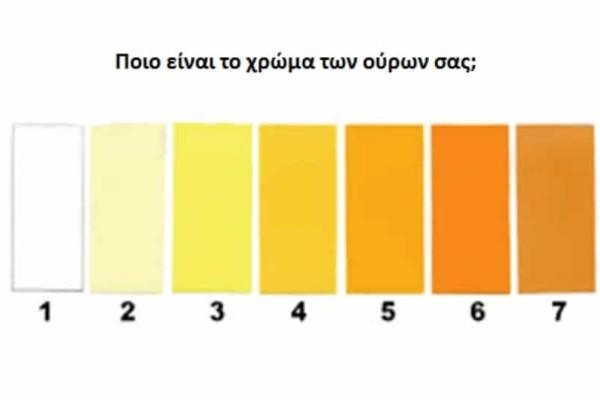 Δες τι λέει το χρώμα των ούρων για την υγεία σας!