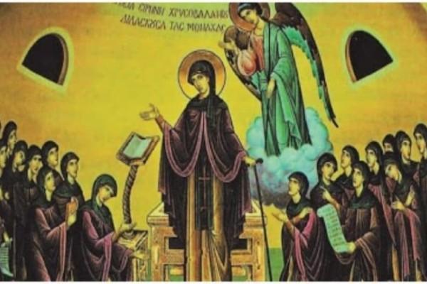 Η ιστορία μιας γυναίκας, που γνώριζε την ακριβή ημερομηνία θανάτου από την Αγία Ειρήνη Χρυσοβαλάντου!