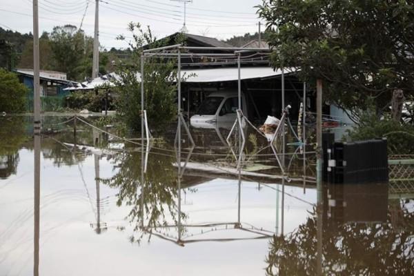 Ανείπωτη τραγωδία: 8 νεκροί από τις καταρρακτώδεις βροχές στην Ιαπωνία!