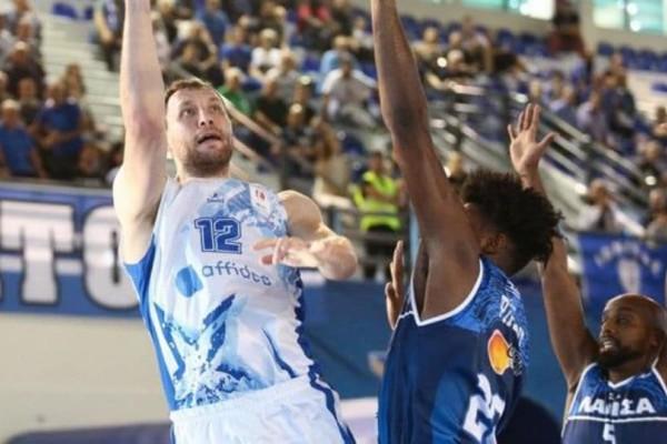 Basket League: Στον πόντο κρίθηκε ο αγώνας Ιωνικός Νίκαιας - Λάρισα!