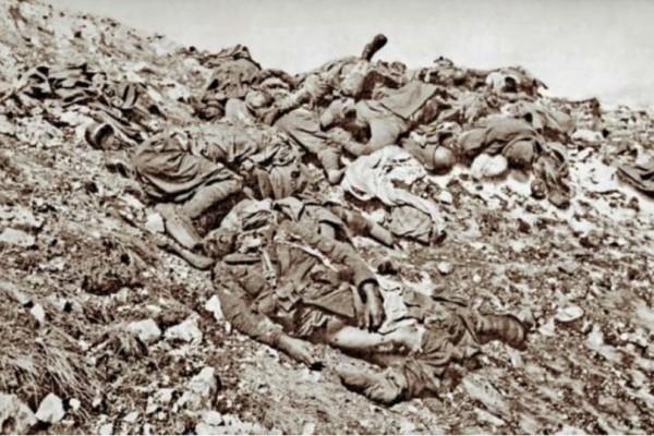 Β' Παγκόσμιος Πόλεμος: Η αιματοβαμμένη μάχη στο ύψωμα 731!