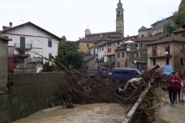 Τραγικό: Νεκρός ταξιτζής από πλημμύρες!